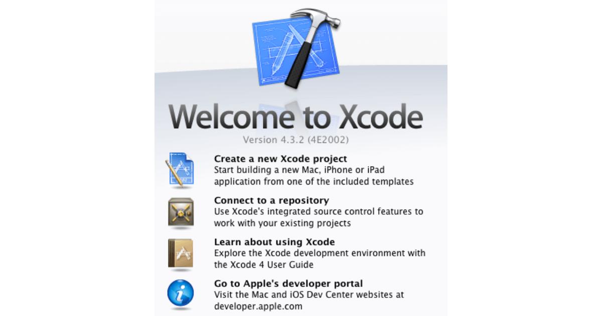 Xcode Start